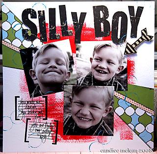 CEM silly boy LO