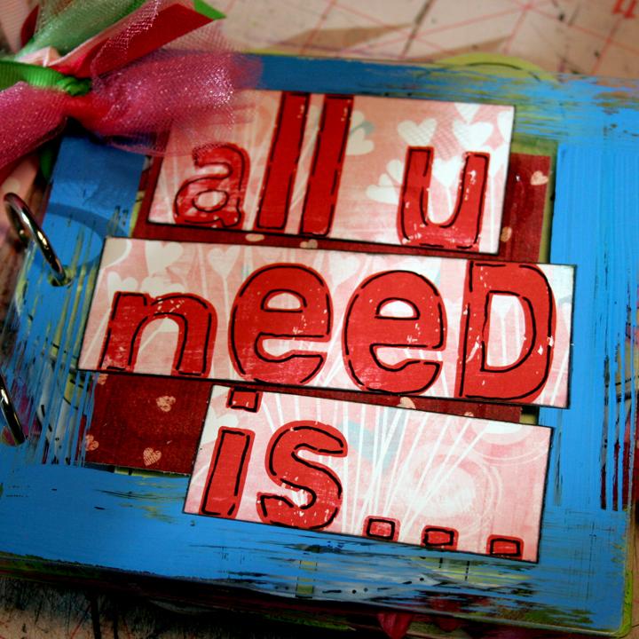 All u need 1