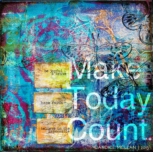 8x8 make today count print bright web
