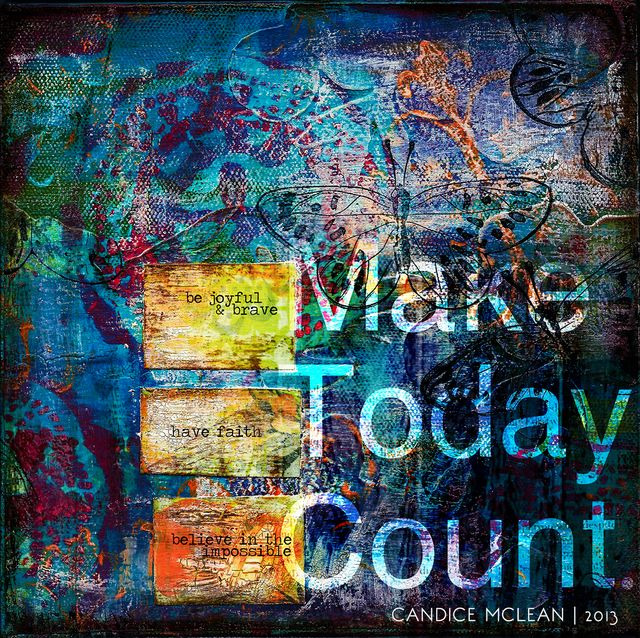 8x8 make today count print web