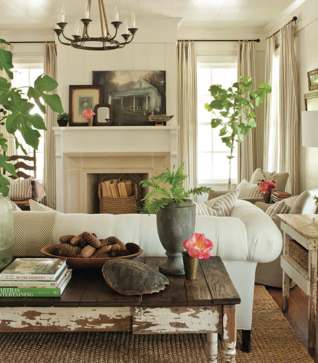 Southern Decorating: Candice Mclean: Southern Living Inspiration