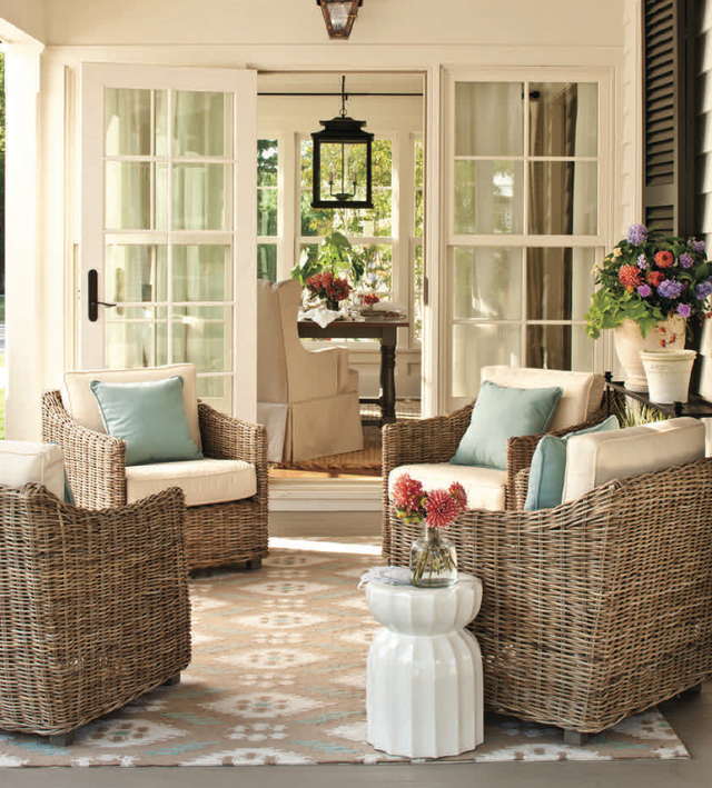 candice mclean southern living inspiration home decor